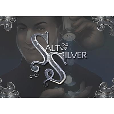 Salt & Silver by Giovanni Livera DVD (3451)
