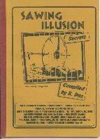 Sawing Illusion Secrets Boek (B0053)