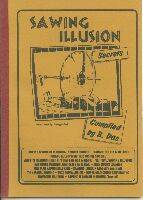 Sawing Illusion Secrets Boek (B0053)