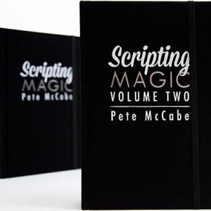 Scripting Magic Vol. 2 Book by Pete McCabe (B0119)