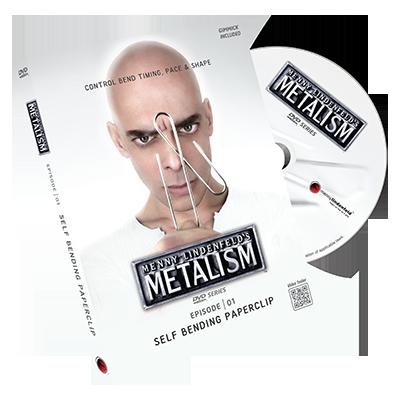 Metalism: Episode 01 - Self Bending Paperclip (DVD739)