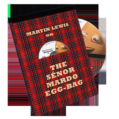 Senor Mardo Egg Bag DVD by Martin Lewis (DVD951)