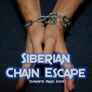 Siberian Chain Escape (1311-w8)