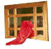 Silk Thru Mirror (1554D1)