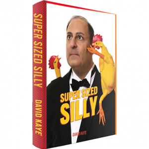 Super Sized Silly Boek by Silly Billy (B0325)