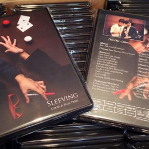 Sleeving 2 DVD Set Collaboration of Lukas and Seol Park (DVD924)