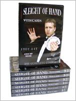 Sleight of Hand with Card DVD-Set (DVD329)