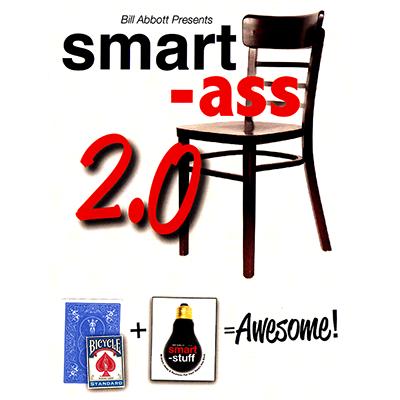 Smart Ass 2.0 DVD & Props (DVD749)