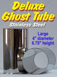 Ghost Tube SS Large (3269B2)