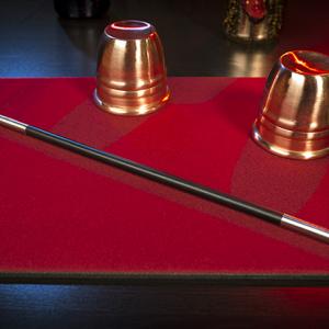 Standard Close-Up Pad 40 x 28 cm Rood (4589)