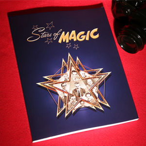 Stars of Magic Soft Boek (B0119)