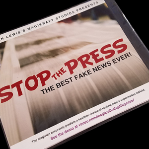 Stop the Press by Martin Lewis
