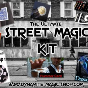 The Ultimate Street Magic Kit 2.0 (P0010)