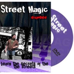 Street Magic DVD (DVD438)