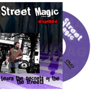 Street Magic DVD (DVD438)