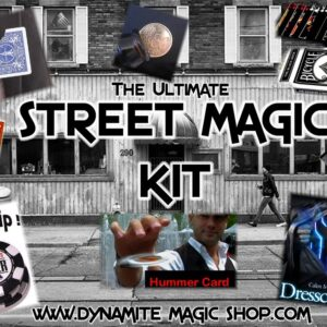 The Ultimate Street Magic Kit (P0010)