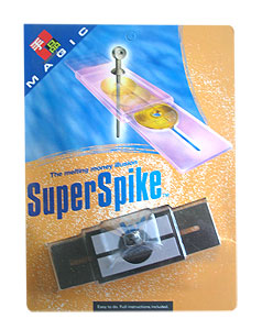 Superspike Tenyo  T-140 Collectors!