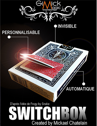 Switchbox by Mickael Chatelain (4573)