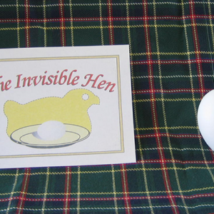 The Invisible Hen by The Great Gorgonzola (4524)