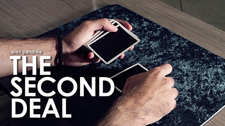 The Second Deal DVD by Alex Pandrea & Blue Crown (DVD913)