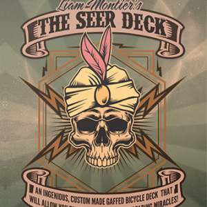 The Seer Deck By Liam Montier (4648)