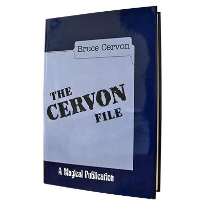 The Cervon File by Bruce Cervon Boek (B0246)