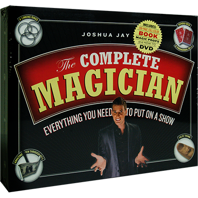 The Complete Magician Kit by Joshua Jay (4543)