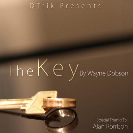The Key by Wayne Dobson (4165)