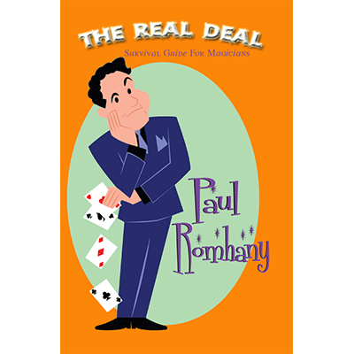 The Real Deal (Survival Guide for Magicians) Boek (B0261)