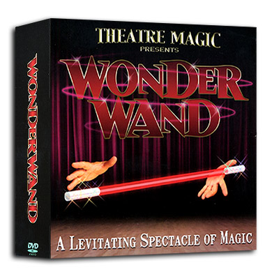Wonder Wand DVD and Gimmick (3216Y4)