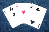 Ultimate Three Card Monte Refill (0727)