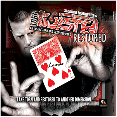 Torn, Twisted, and Restored Set with DVD (3329)