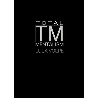 Total Mentalism Boek by Luca Volpe (B0316)