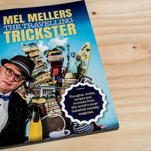 Travelling Trickster Book by Mel Mellers Boek (B0320)