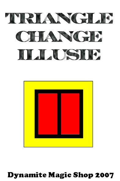 Triangle Change Illusie NL CD-Rom (CDR003)