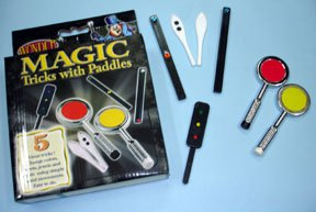 Tricks with Paddles Set (4405)