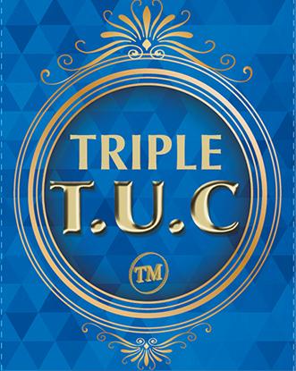 Triple TUC - Triple Tango Ultimate Coin Half Dollar (4642)