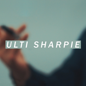 Ulti Sharpie by Zamm Wong & Magic Action (4523)