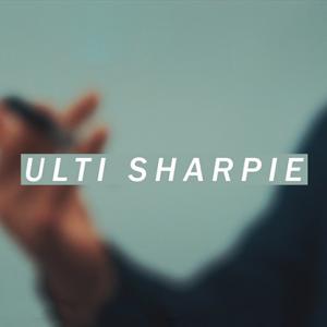 Ulti Sharpie by Zamm Wong & Magic Action (4523)