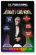 Ultimate Three Card Monte (0773)