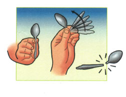Ultimate Spoon Bend Tenyo 2008 (2407-w4)