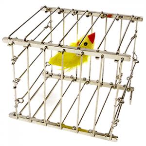 Vanishing Birdcage (1033E3)