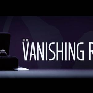 Vanishing Ring Black Gimmick & Instructions by Sansminds (1907)