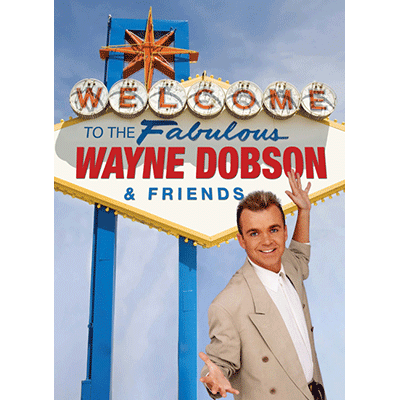 Wayne Dobson and Friends Boek (B0263)