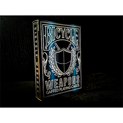 Weapons Gaff Deck and Online Video by Eric Ross (4062)