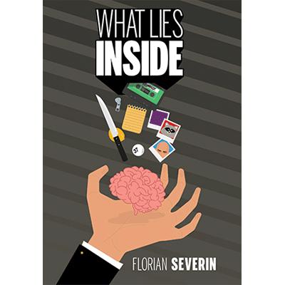 What Lies Inside Boek by Vanishing, Inc.(B0282)