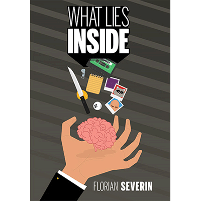 What Lies Inside Boek by Vanishing, Inc.(B0282)