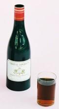 Passe Passe Wine Bottle (2912J1)