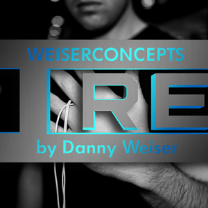 Wired Gimmick and Online Instructions by Danny Weiser (4140)
