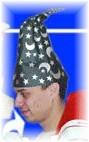 Paper Hat Tear Wizard (2120K2)